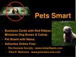pets smart