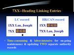 7xx heading linking entries28