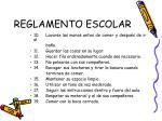 reglamento escolar1