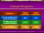 customer perspective22