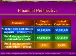 financial perspective20