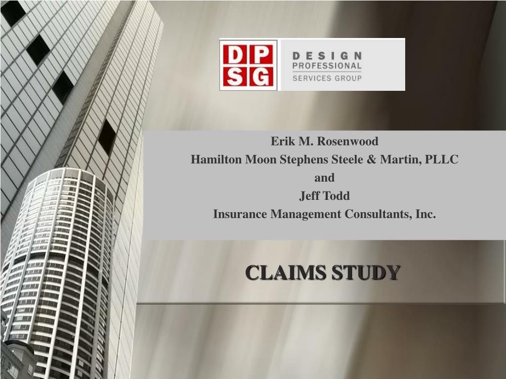 claims study l.