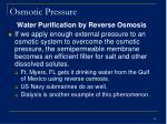 osmotic pressure55
