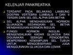 kelenjar pankreatika