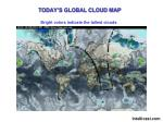 today s global cloud map