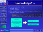 how to design 2