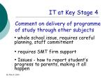 it at key stage 47