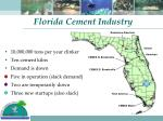 florida cement industry