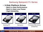 samsung spinpoint f1 series