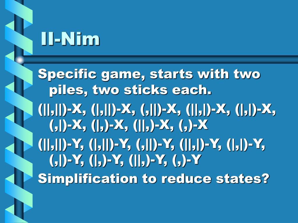 II-Nim