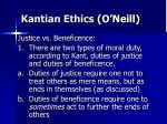 kantian ethics o neill14