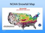 noaa snowfall map