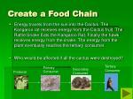 create a food chain4