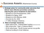 success assets washtenaw county