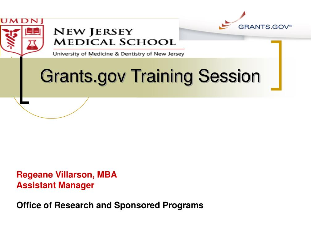 regeane villarson mba assistant manager office of research and sponsored programs l.