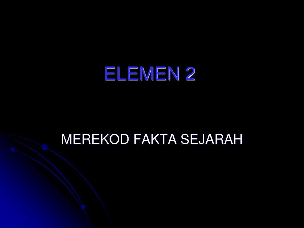 elemen 2 l.