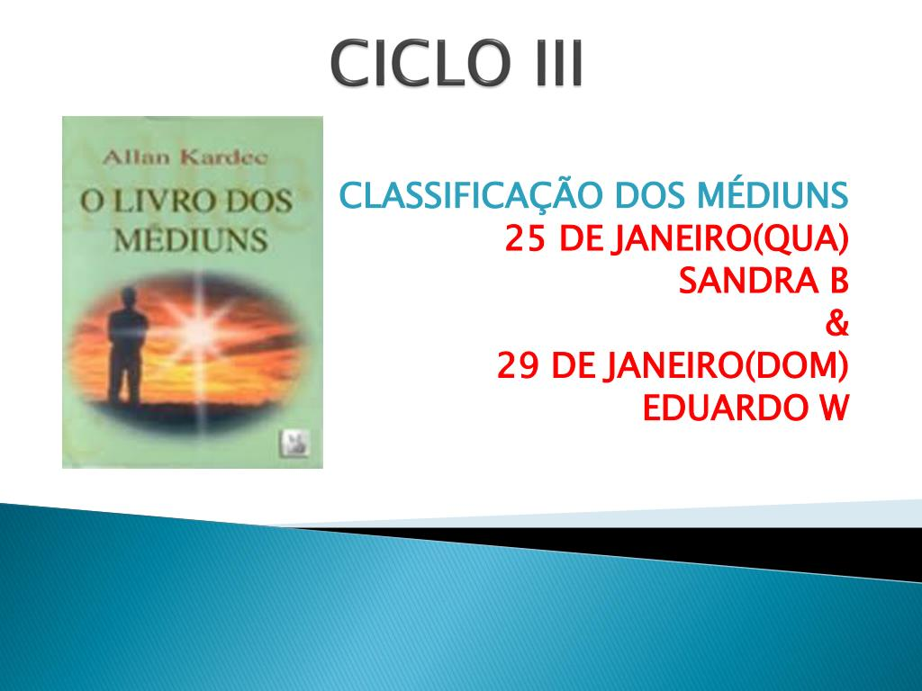 ciclo iii l.