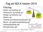 fag p ndla h sten 20104