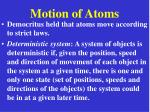 motion of atoms9