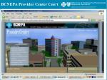 bcnepa provider center con t