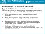 fplic prior authorization cont d2