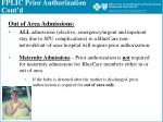 fplic prior authorization cont d6