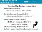 freedom blue benefits cont d2