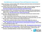 key references on commons theory polycentric governance