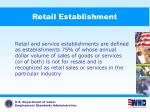 retail establishment