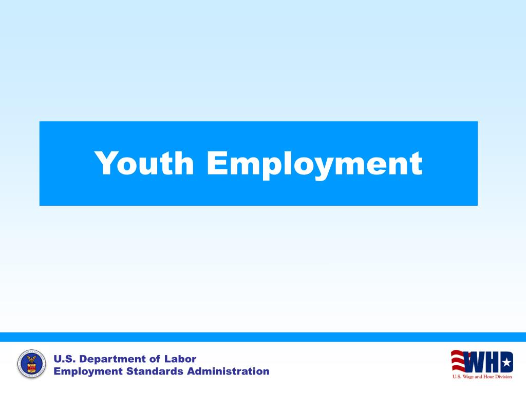 Youth Employment
