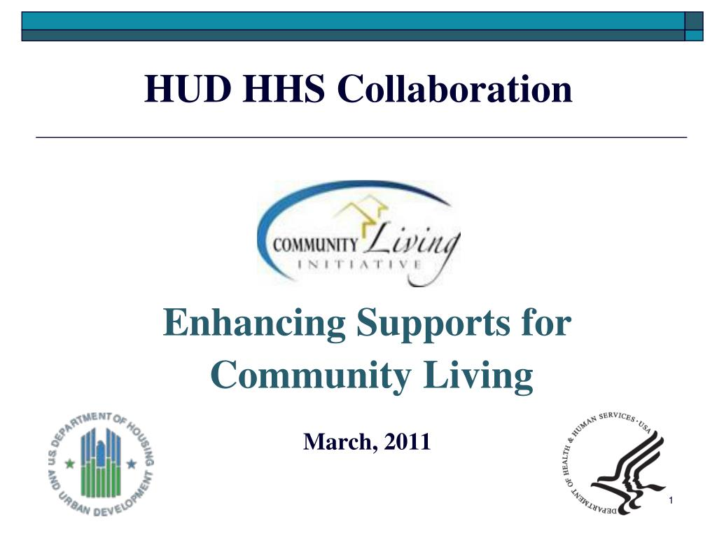 enhancing supports for community living march 2011 l.