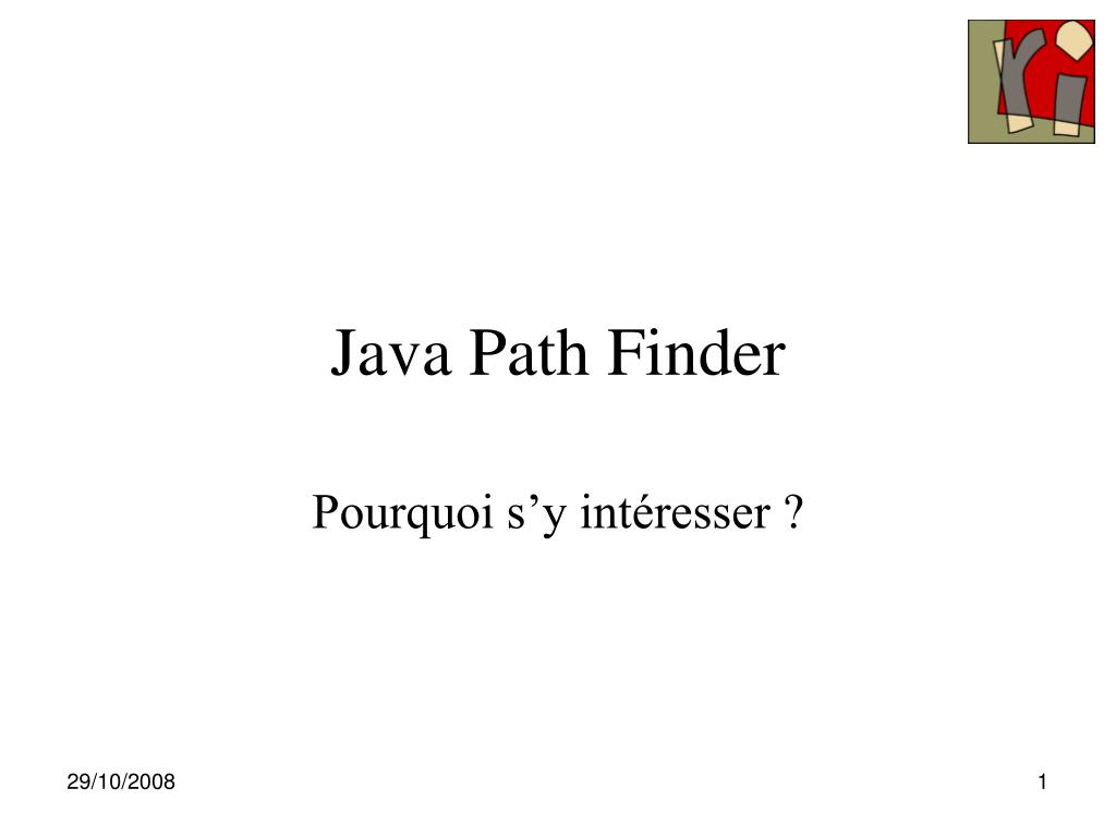 java path finder l.