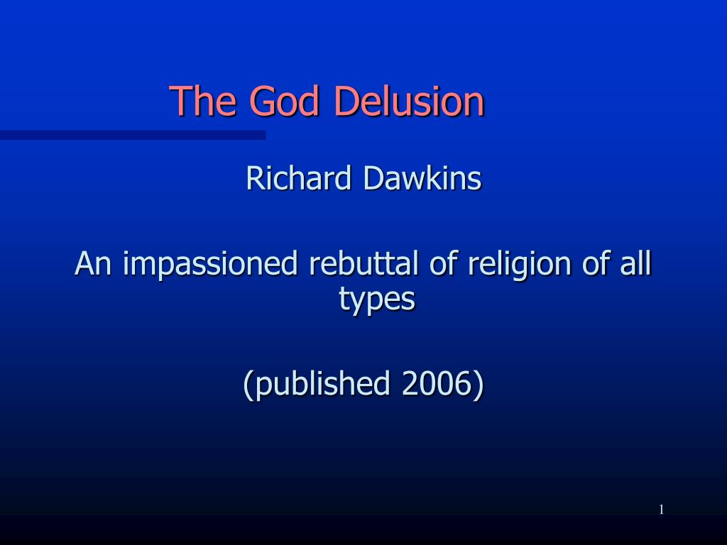the god delusion l.