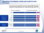 importance of workplace safety and health for later retirement3