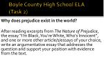 boyle county high school ela task 2