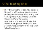 other teaching tasks2
