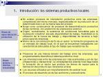 1 introducci n los sistemas productivos locales2