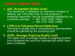 indeks indeks mutu