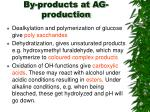 by products at ag production