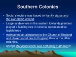 southern colonies2