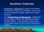 southern colonies3