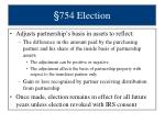 754 election
