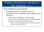 property distributions with special tax treatment slide 3 of 4