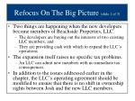 refocus on the big picture slide 1 of 3