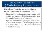 the big picture example 27 736 b property payments slide 3 of 4