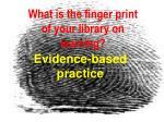 evidence based practice1