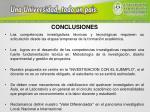 conclusiones36