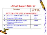 annual budget 2006 073