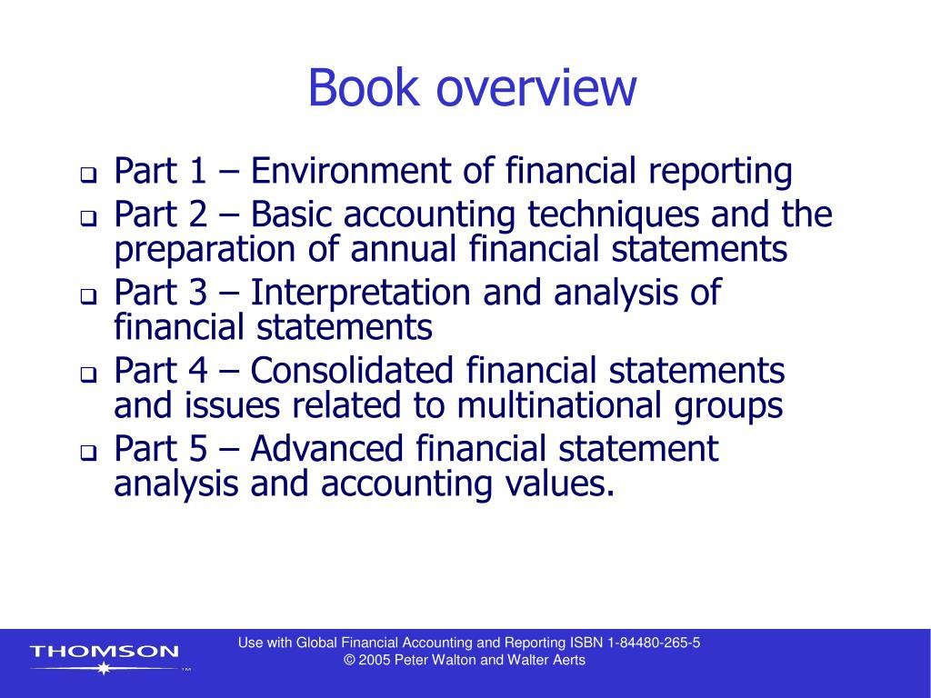 book overview l.