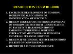 resolution 737 wrc 2000